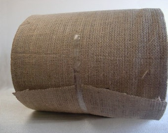 "100 Yards of 12"" Burlap Roll - Ideal Wedding Choice"