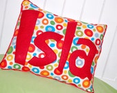 Custom Dr. Seuss Pillow- Made to Order