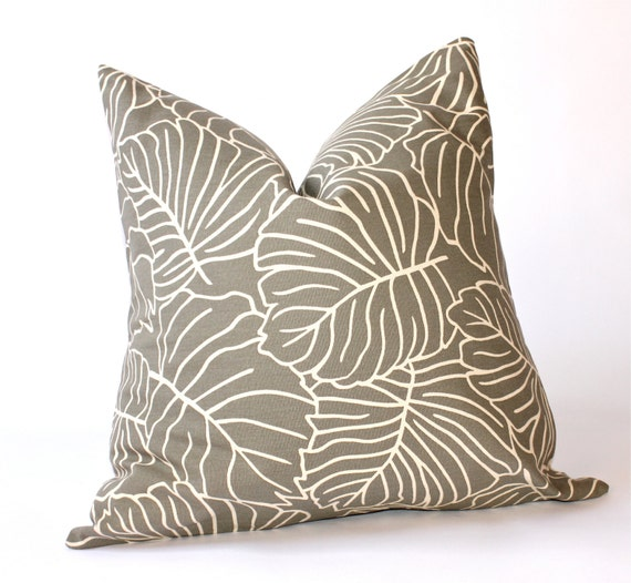 20 Inch Throw Pillow Covers : 20 x 20 inch Decorative Pillow Cover by ThePillowPalette on Etsy