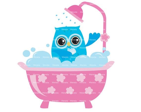 items similar to owl shower clipart clip art owl digital scrapbook owl shower decorations owl. Black Bedroom Furniture Sets. Home Design Ideas