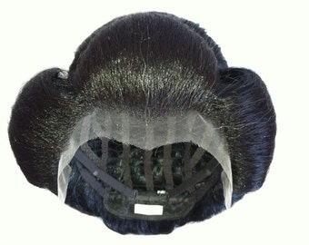 Theatrical Lace Front Geisha Wig