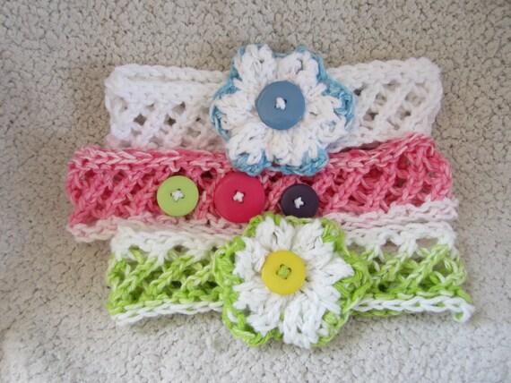 Headband KNITTING PATTERN PDF - Knit Headband Pattern - Knit baby headband - ...