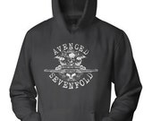 New AVENGED SEVENFOLD a7x nightmare city of evil new HOODIE- All Sizes / Styles Hoodie Crewneck Sweatshirt Etc