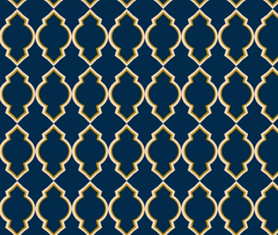 Items similar to custom moroccan wallpaper swatch on etsy for Moroccan wallpaper uk
