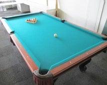 Vintage Sterling Pool Table By Peter Vitalie Co
