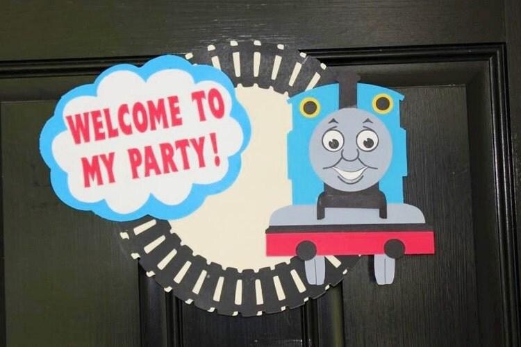 Personalized Thomas The Train Tank Engine By Mandyseemandydo