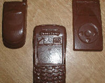 Technology Set Chocolate Mold