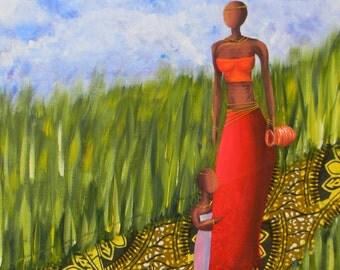 African Art- Nekpen and Osas
