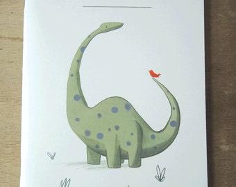 Illustrated Notebooks: Dino