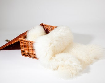 100% Irish Sheepskin Rug