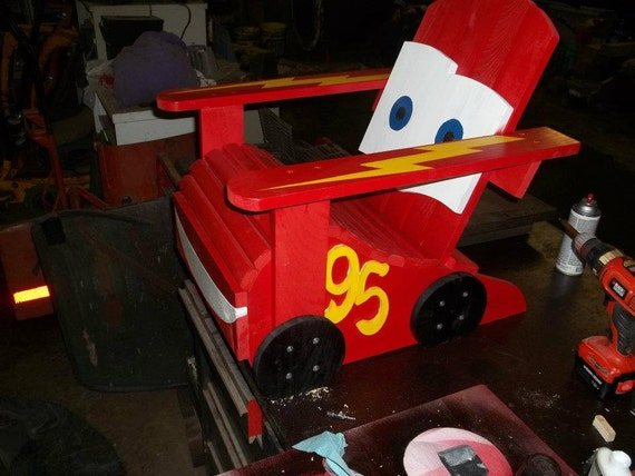 Items Similar To Lightning Mcqueen Toddler Or Child Sized