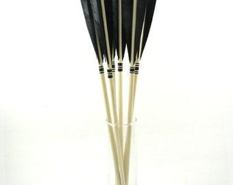 Natural Unpainted Arrows