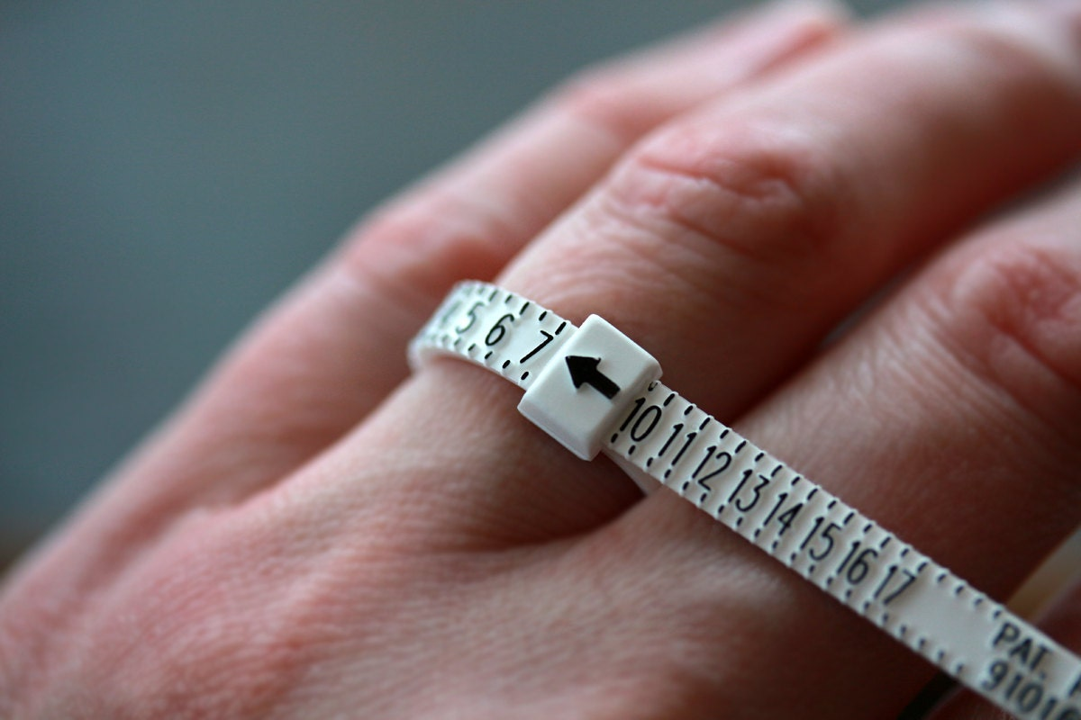 How To Tell Your Ring Size