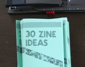 how to make a zine