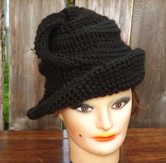 Crochet Pattern Hat Womens Crochet Hat Pattern Womens Hat