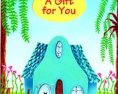 GREETING CARD HOUSEWORK A Gift for Help Spring Cleaning