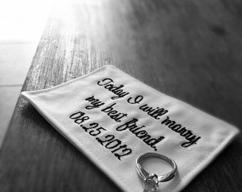 A Little Something Extra Wedding Dress Label Simple Style