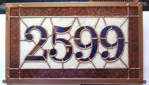Custom House Number Home Address Entryway Numbers By