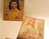 Vintage Art Books   How to use Color in Portraits and  Portraits and How to Do Them Foster Art Service Inc