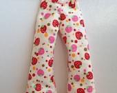 Blythe pants - strawberries