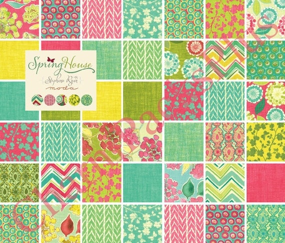 house moda fabric charm pack five inch quilt