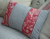 French Cottage Pillow Cover