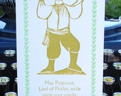 Roguszys: Lithuanian God of Pickles and Beer Card
