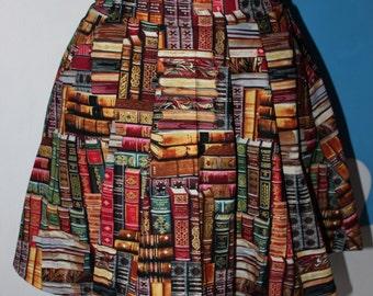 books skirt - any size.
