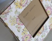 5x5 Flower Press Picture Frame