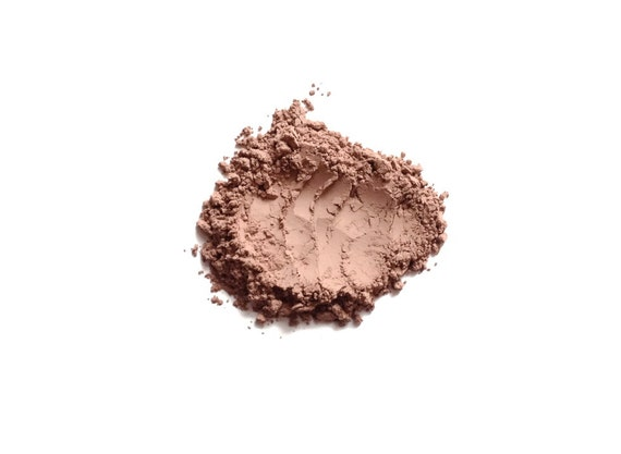 Suntan - Neutral Matte Mineral Bronzer for Medium Skintones - Handcrafted Makeup