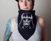 ON SALE NOW!!! Air Brushed Darth Vader Roller Derby Bandana