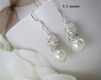 Silver Elegance Earrings