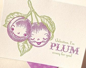 Plum Crazy Valentine