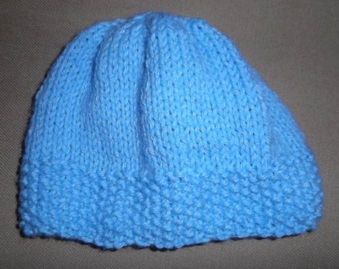 Hat - Knitted Hat for Baby Boy 12 month