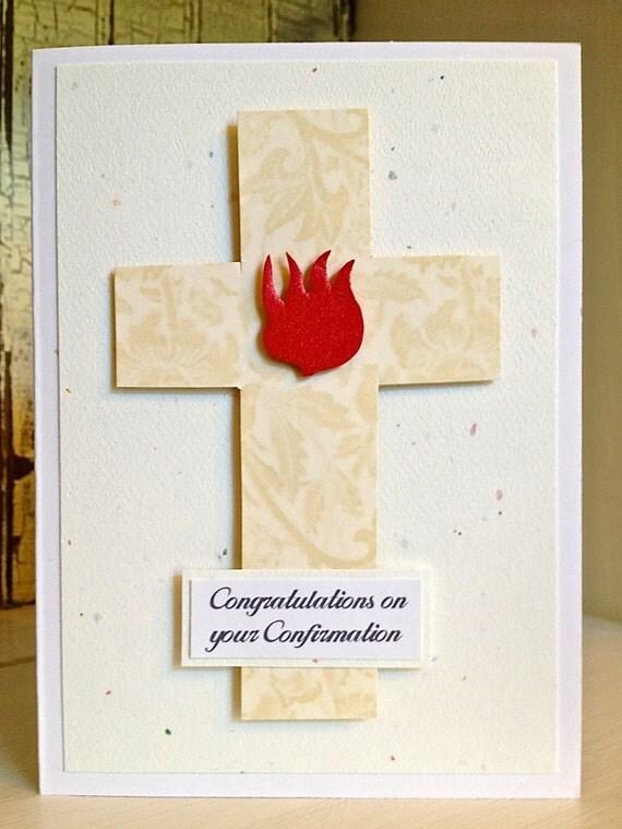 Confirmation Catholic Cards Catholic Confirmation Card