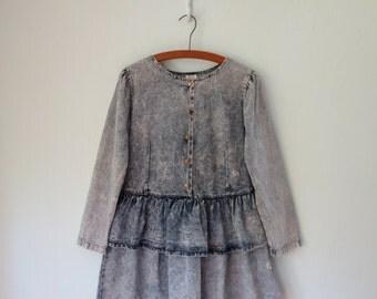 Popular Items For Acid Wash Dress On Etsy