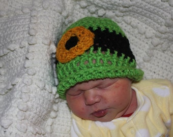 Leprechaun Hat Newborn Leprechaun Hat Toddler Leprechaun Hat, Teen Leprechaun Hat or Adult  A bit of green good luck for St. Patrick's Day