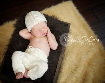 SALE   Newborn photo prop, newborn pants,newborn, set,newborn boy,newborn girl,newborn pants set, t,photo props,newborn props