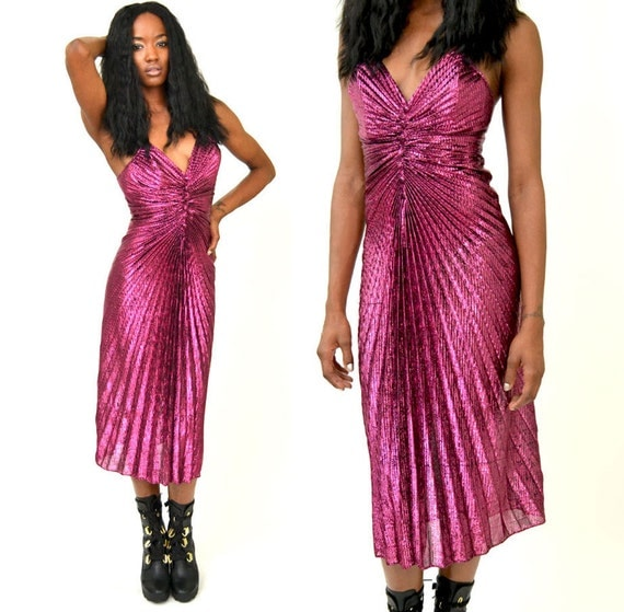 Disco Queen Pink Metallic