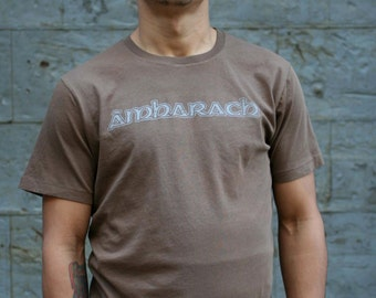 St. Patrick's Day Irish Tee Shirt, Unisex Organic Cotton T-Shirt, Ambarach (Lucky) Gaelic T-Shirt, Ireland Tee Shirts, Sale