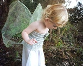 Fairy wings, simple butterfly inspired fae wings, ren fair, dress up, toddler to adult. Custom made