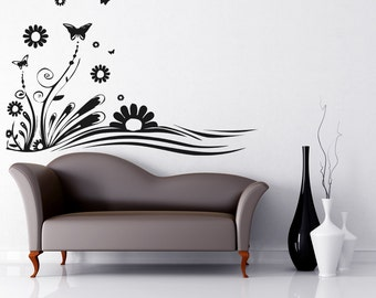 Vinyl Wall Decal Sticker Springtime Design OSAA1212s