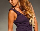 Sunburst Tank Top - yoga top - everyday goddess clothing - woman clothing - Tops & Tees
