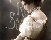 Isabella-Victorian/Edwardian Woman-Digital Image Download