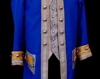 Dream Series Beast Costume - New Vest/Trim Fabric