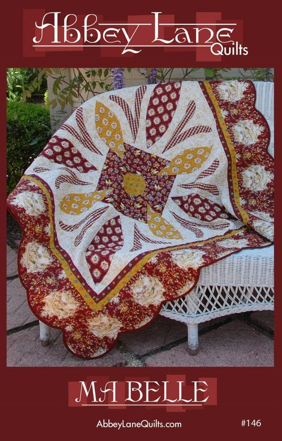 abbey lane quilts ma belle quilt pattern. Black Bedroom Furniture Sets. Home Design Ideas