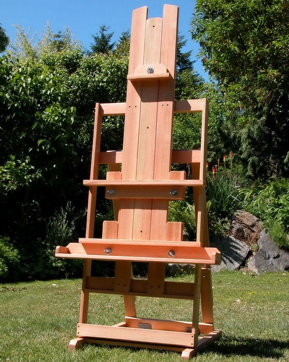 Art Easel Plans Free