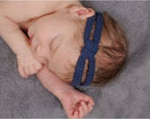 Soft Square Knot Baby Headband
