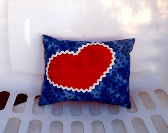 Basket of  love pillows: Handmade Pillow  No11