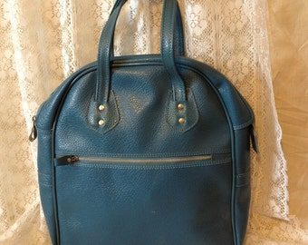 Luggage Blue Carry On Bag Luggage Tote